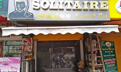 Solitaire Beauty Spa in Borivali West Mumbai