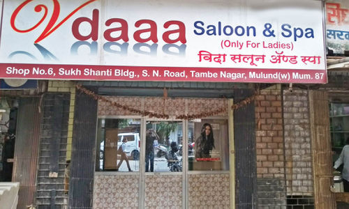 Vdaa Beauty Parlour Salon and Spa in Mulund West Mumbai