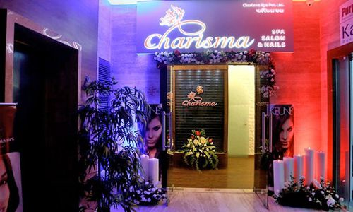 Charisma Spa Salon and Nails in Andheri East Mumbai