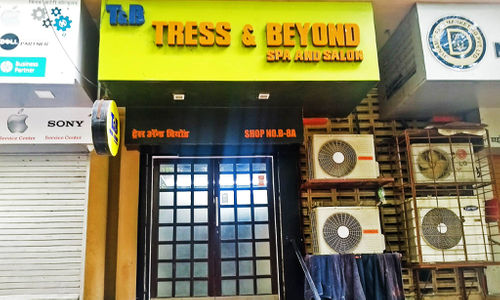 Trees and Beyond Spa and Salon in Andheri West Mumbai