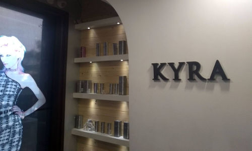 Kyra Salon - Hair Salon near Saket Mall in Delhi